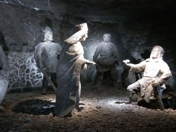 Zdjęcia Wieliczka